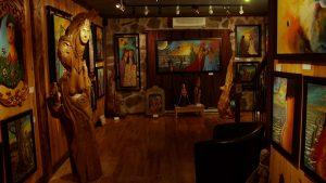Galerie d'art Sainte-Flavie Gaspésie